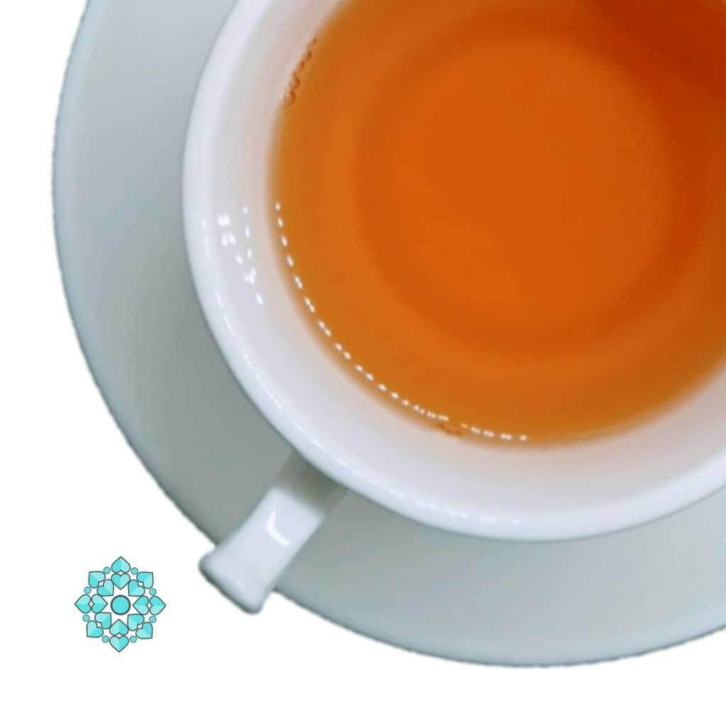 READY STOCK !! Natural Colorful Uncang Tea - Orange Pala (Nutmeg Tea) Souvenir