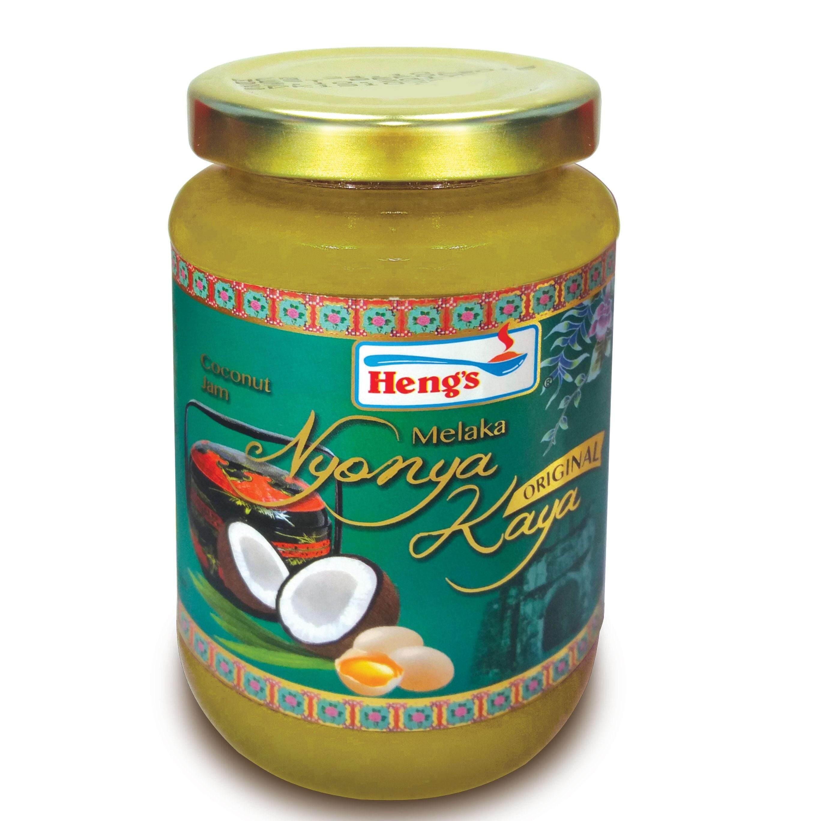 Heng's Nyonya Original Kaya