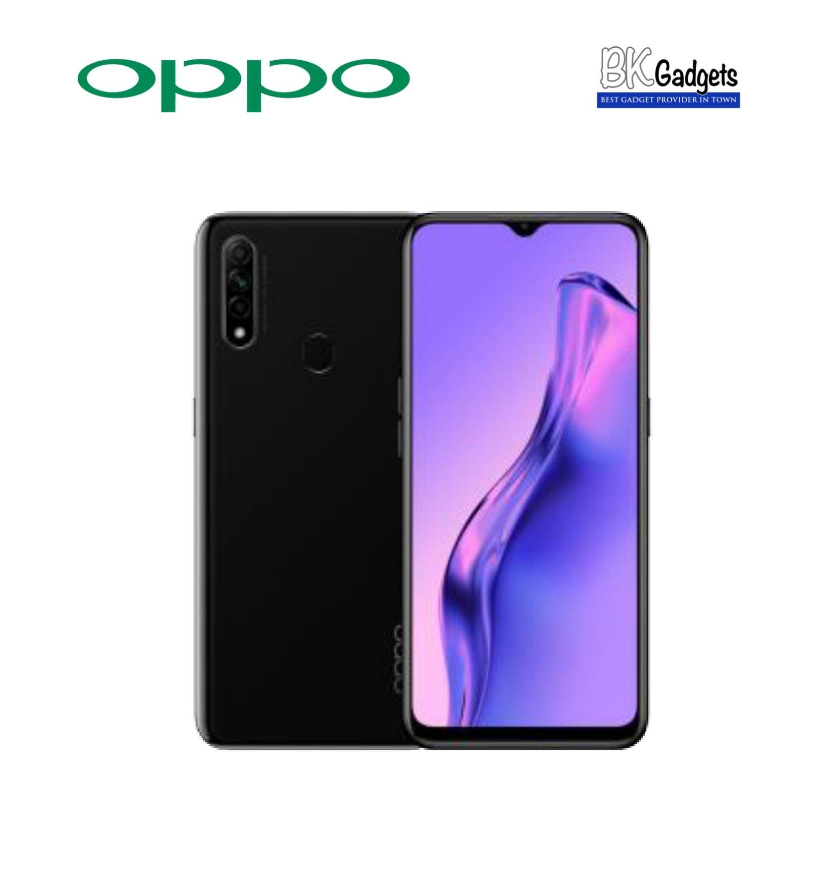 OPPO A31 Black [ 4GB  + 128GB ] Smartphone