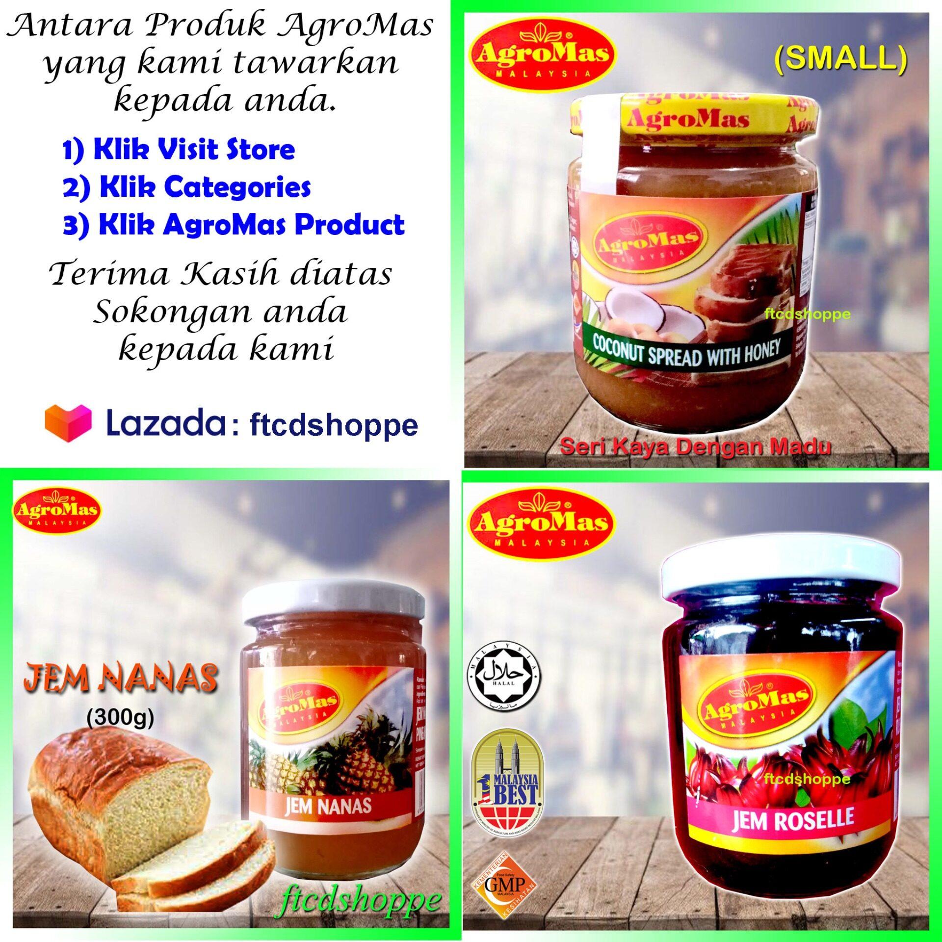 AGROMAS Bihun Beras / Rice Vermicelli (400g)