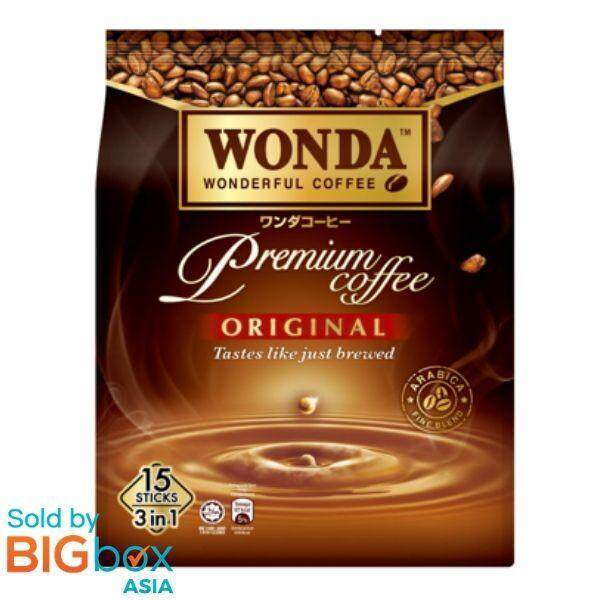 Wonda Coffee Mix 3in1 345g15s-Original