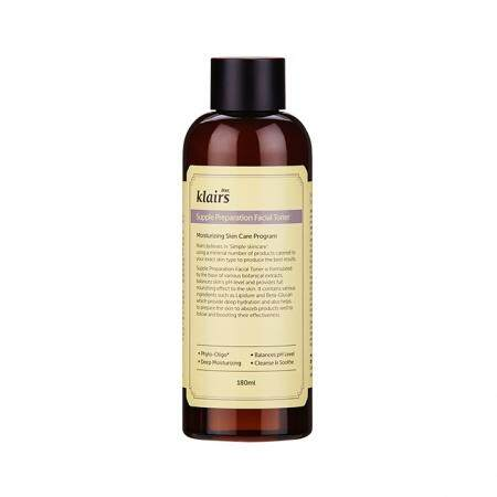 KLAIRS KLS-002 SUPPLE PREPARATION TONER 180ML