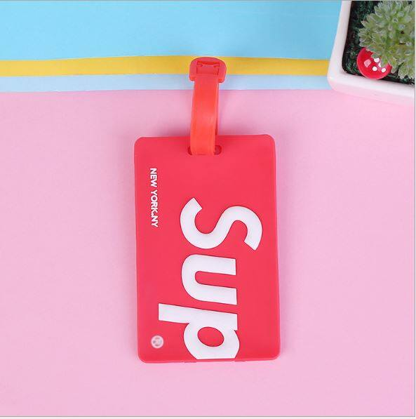 Luggage Tag Luggage Tag Tied Box With Packing Boarding Pass Trend Tag Tag Customized Travel Goods Consignment Pass
