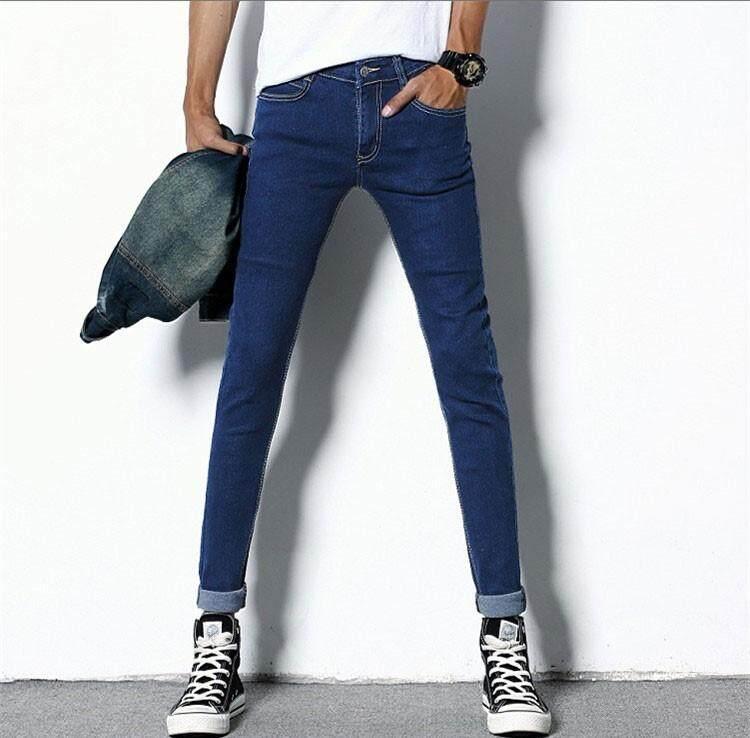 (Pre Order ETA 14/2) JYS Fashion Korean Style Men Jeans Pant Collection 301 - 4967