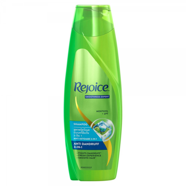 Rejoice Anti Dandruff 3in1 Hair Shampoo 340ml
