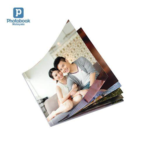 """[e-Voucher] Photobook Malaysia 11"""" x 11"""" Large Square Softcover Photo Book, 40 Pages"""