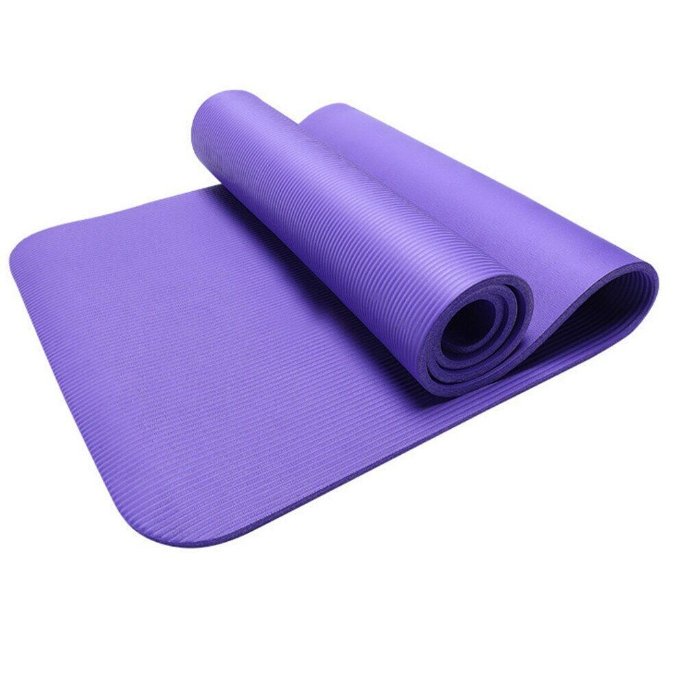 183 x 60 x 1cm NBR Yoga Mat with Position Line Non Slip Carpet Mat For Beginner Environmental Fitness Gymnastics Mats CD 15664414