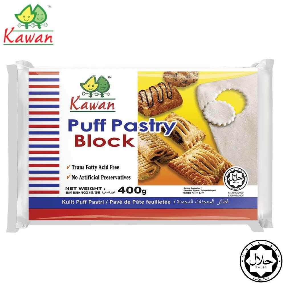 KAWAN Puff Pastry Block (400g)