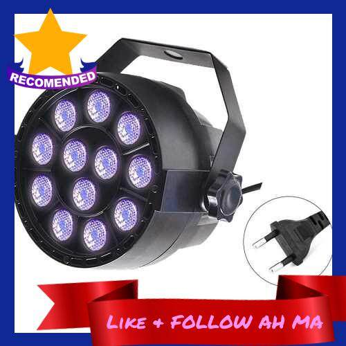 Best Selling 36W LED UV Light Sterilization Lamp Ultraviolet Sterilizer Germicidal Disinfect Lights Mite Purifying Sterilizer EU Plug (Eu)