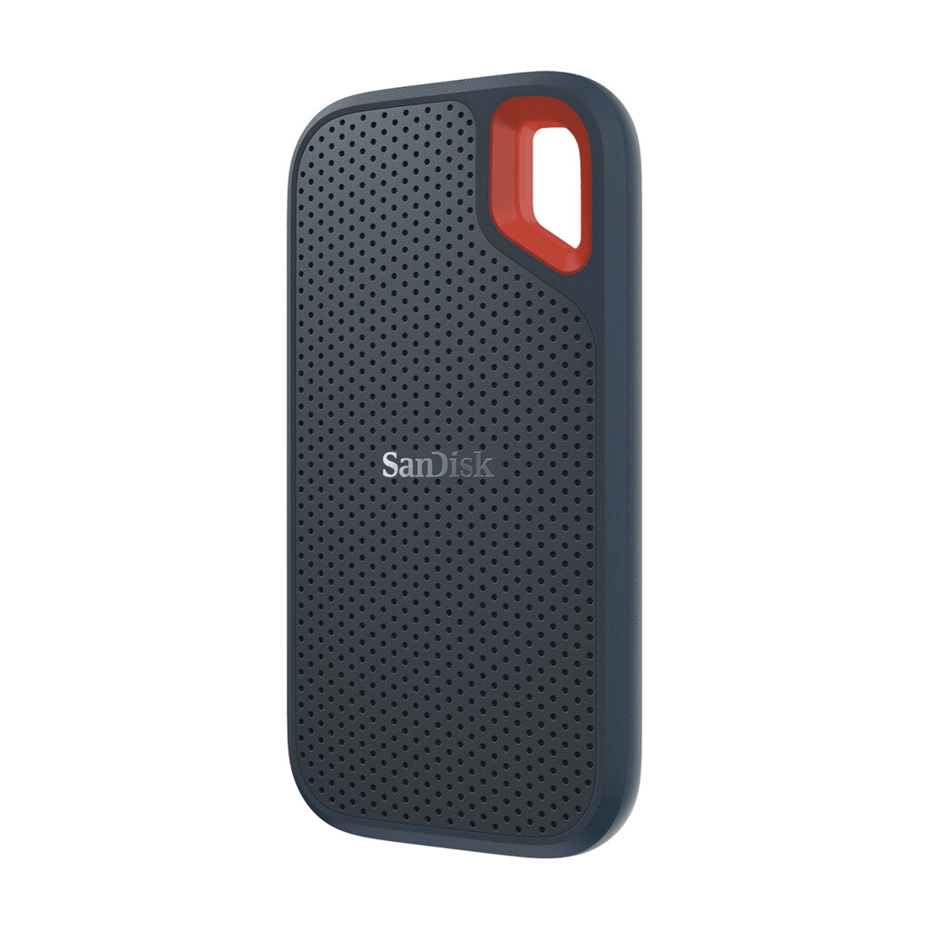 SanDisk Extreme Portable SSD V2, 500GB/ 1TB/ 2TB/ 4TB 1050MB/s E61 Type-C IP55 Shock-Resistant Water-Resistant