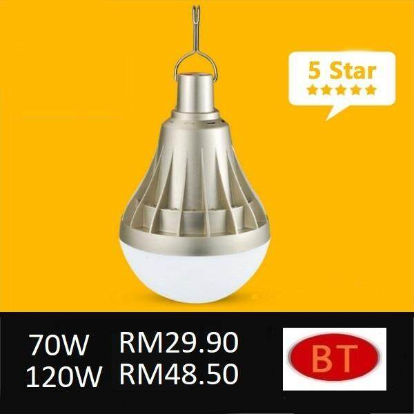 USB Rechargeable LED Bulb Portable Lighting Dimmable LED Lamp