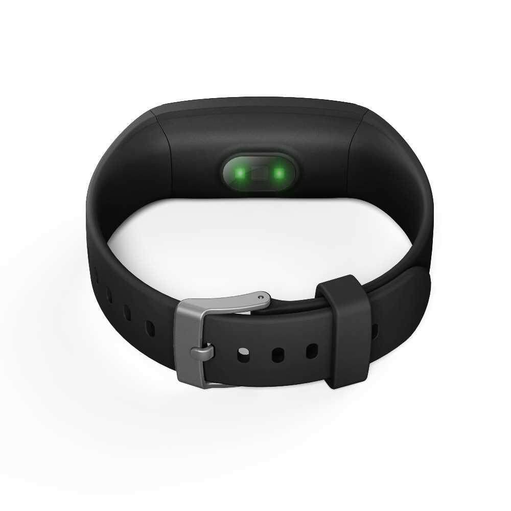 V10 BT 4.0 Smart Wristband Android iOS Compatibility (black)