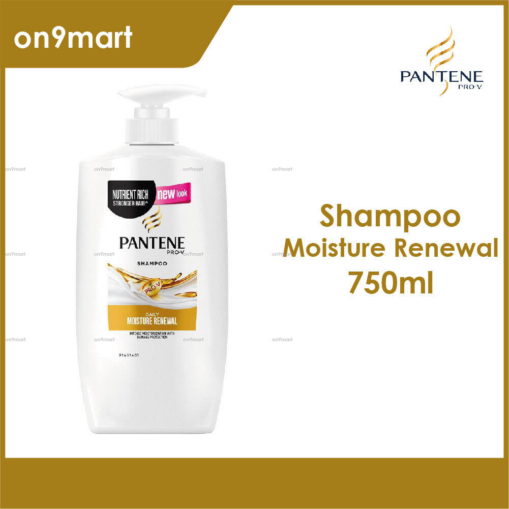 Pantene Daily Moisture Renewal Hair Shampoo 750ml