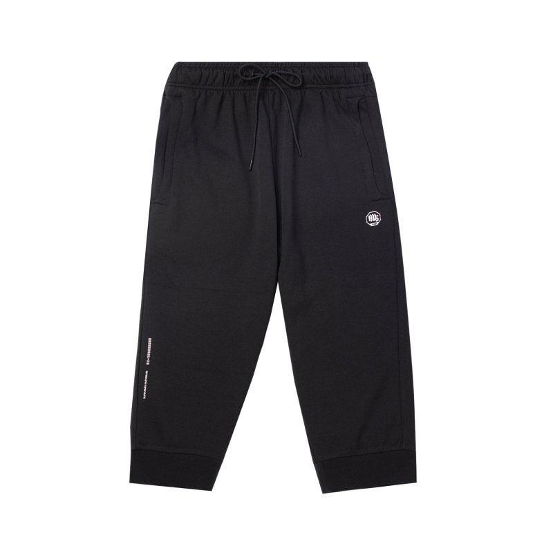 Li-Ning Men's BADFIVE Sweatpants - Black AKQQ021-1