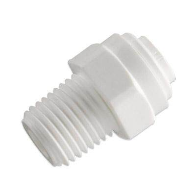 RO Water Filter Fitting Male Straight Connector 6MC4