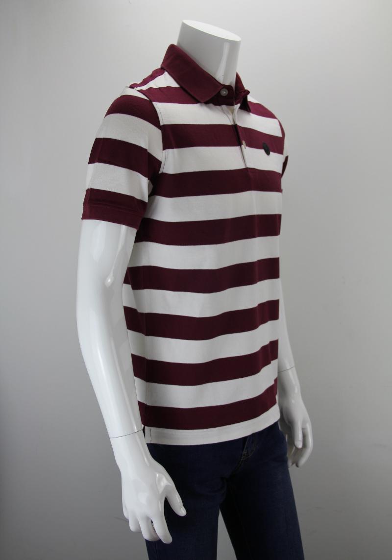 GOGGLES Men's Short Sleeve Polo Tee 150091
