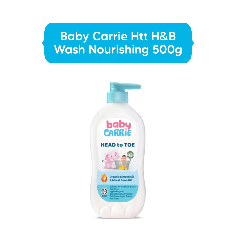 Baby Carrie Htt H&B Wash Nourishing 500g