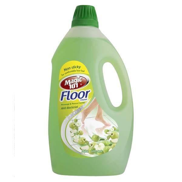 Magic101 Floor Cleaner 2 Liter - Apple