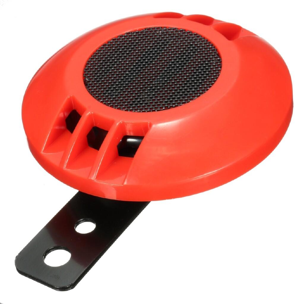 Vehicle Speakers & Subwoofers - 12V Waterproof Loud dB 430HZ Snail Horn Universal Motorcycle Bike Car Vans - RED / DARK ORANGE / GREEN / WHITE / BLACK / BLUE