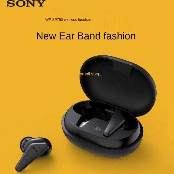 100% original Sony wf-750 Bluetooth headset 5.0 dual ear wireless in ear noise reduction sport Mini touch earphone universal Singapore