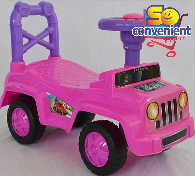 8204 Kids Ride On Car Push Car with BiBi Horn