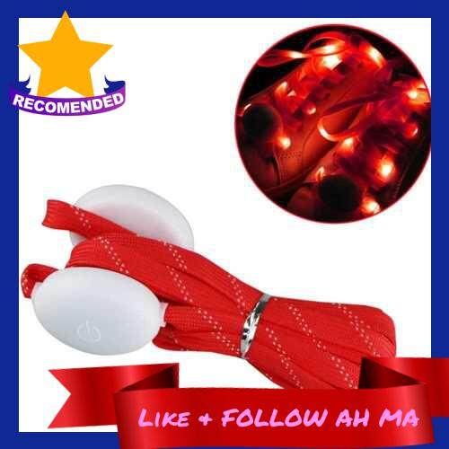 Best Selling LED Multi-color Shoelace (Red)