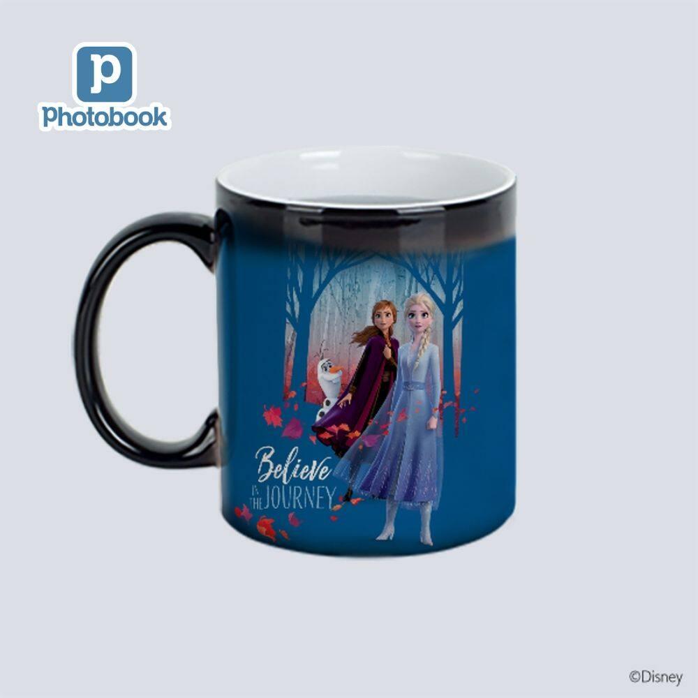 [e-Voucher] Photobook Personalised Disney Frozen II Couple Magic Mug