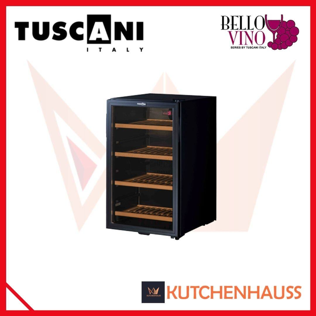 Tuscani Wine Cellar Bello Vino TSC BELLONA 38 (D) / Wine Chiller