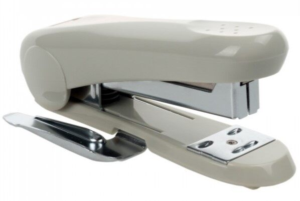 MAX Stapler HD-88R (rounded handle) Grey