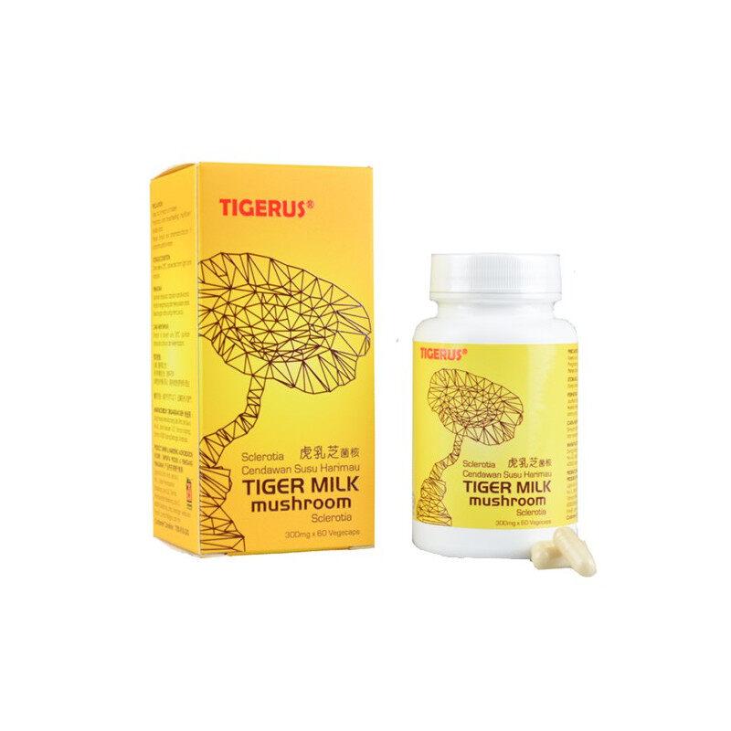 Tigerus Tiger Milk Mushroom Sclerotia 60's