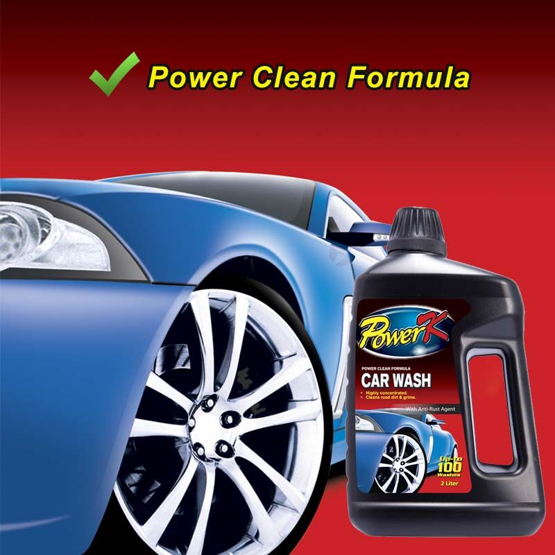 Power-K Car Wash and Shine 2 Liter