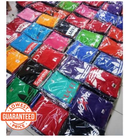 (Ready Stock) T-shirt Orang Dewasa