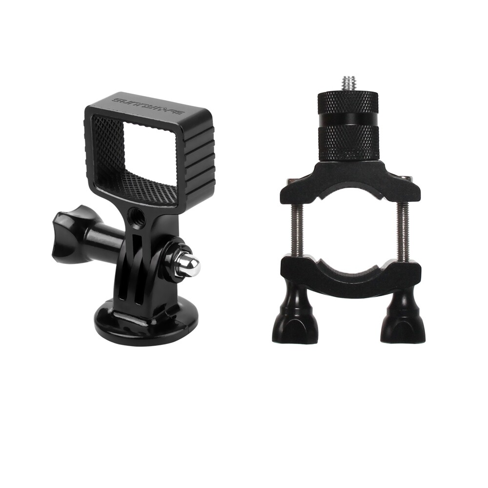Propellers and Parts - Sunnylife OSMO Pocket Expansion Bracket with Bicycle Clamp Motorcycle Holder - Drone Accessories