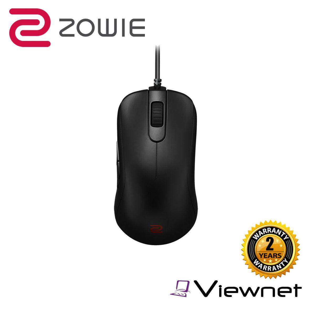 Zowie S2 3200 DPI Wired Black Gaming Mouse (9H.N0HBB.A2E)