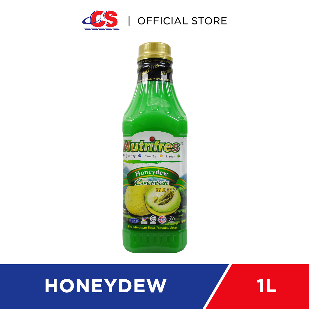 NUTRIFRES Concentrate Honeydew 1kg