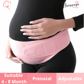 Pregnancy Support Belt Pink