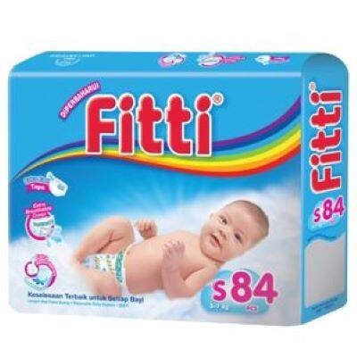 PAMPERS FITTI -S84