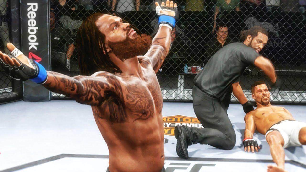 (PS4) EA SPORTS UFC 2 (RALL/ENG)