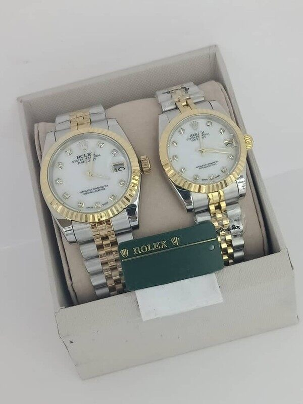 Cheap Price Couple Rolex_Automatic Full Set Unique Heritage Design With Genuine Gift Box Fast Shipping Service Ready Stock