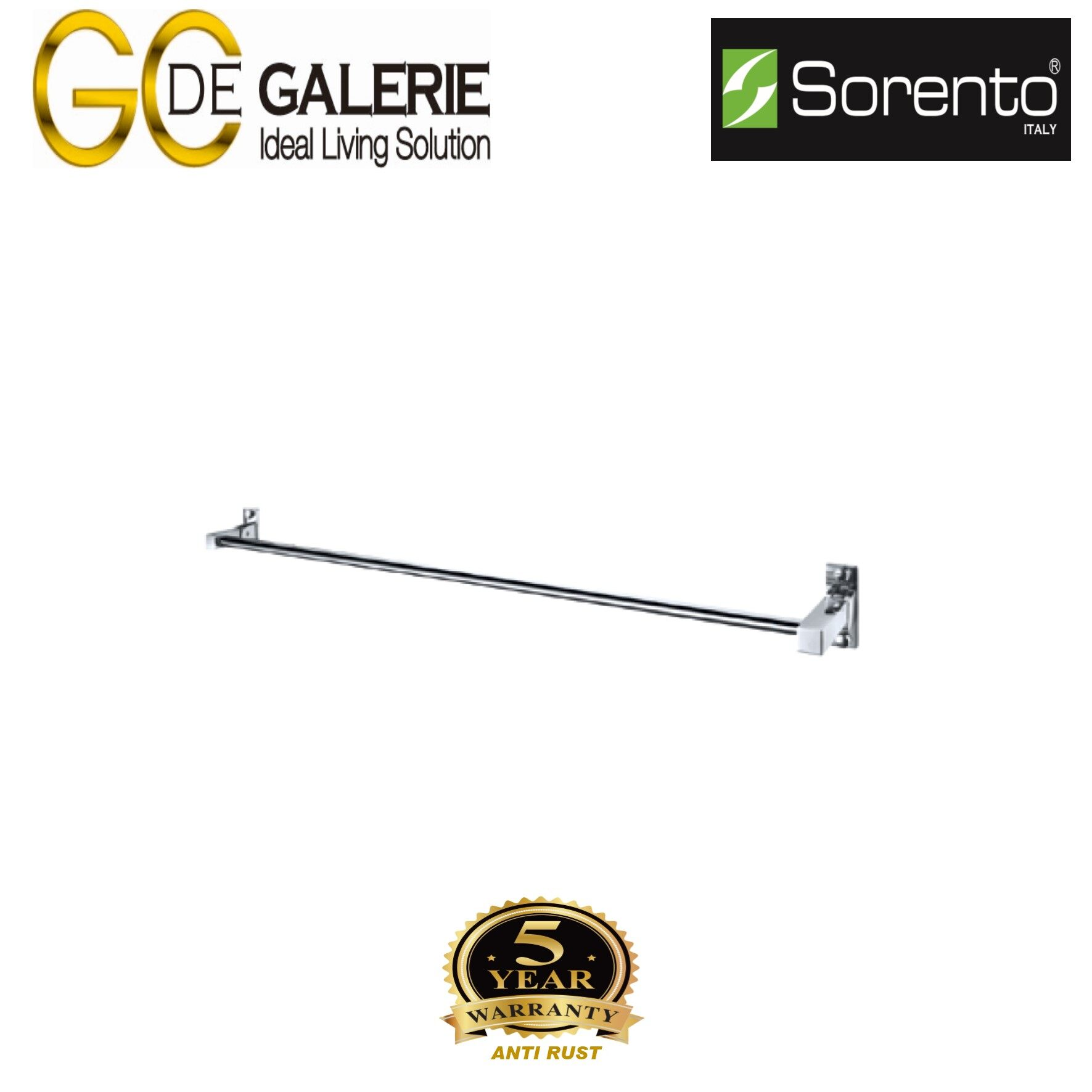 Sorento SRT661-32 Bathroom/ Toilet Towel Bar