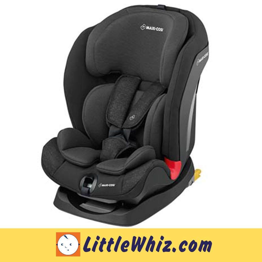 Maxi-Cosi: Titan Booster Car Seat - NOMAD BLACK