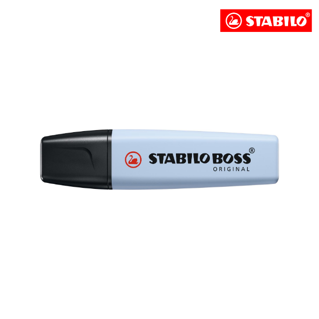 STABILO BOSS ORIGINAL Pastel Highlighter Pen and Text Marker