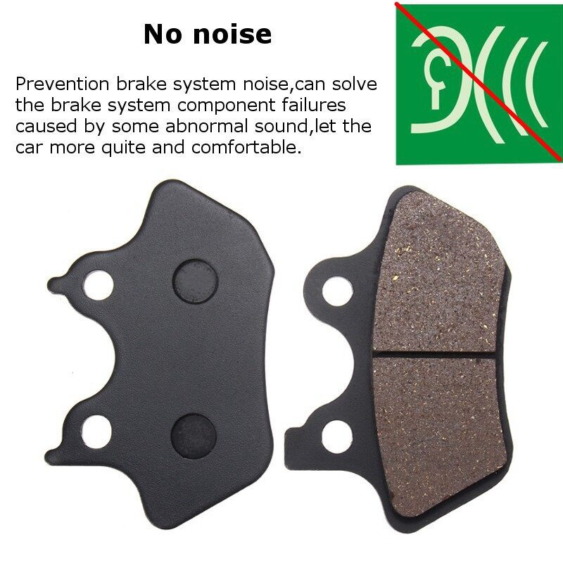Moto Accessories - For Harley Davidson Dyna Touring Sportster Carbon Kevlar Front Rear - Motorcycles, Parts