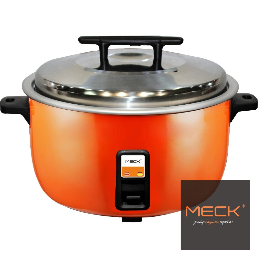 **READY STOCK** MECK Rice Cooker 5.6L 10L MRC-1001