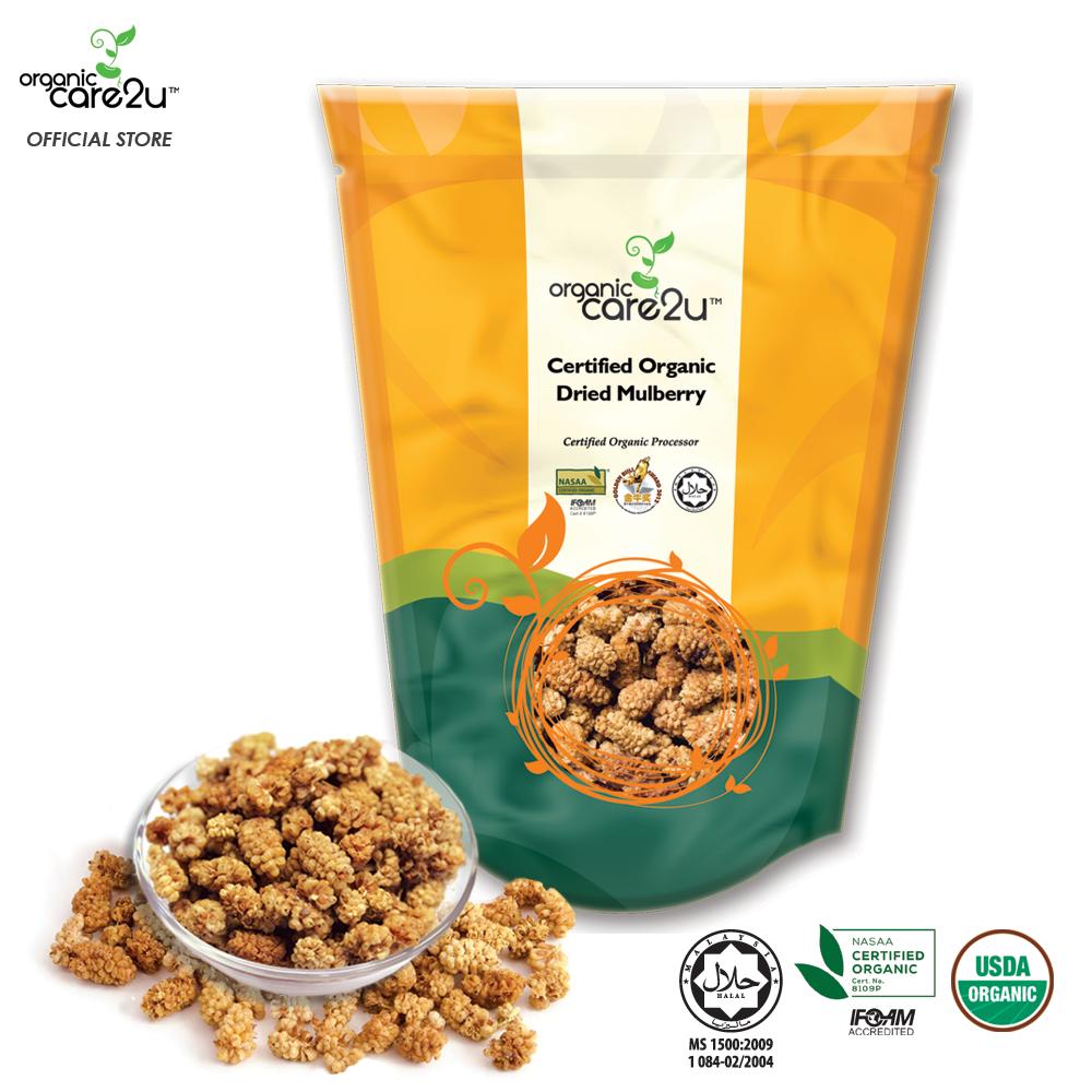 Organic Care2u Organic Dried Mulberry (100g)
