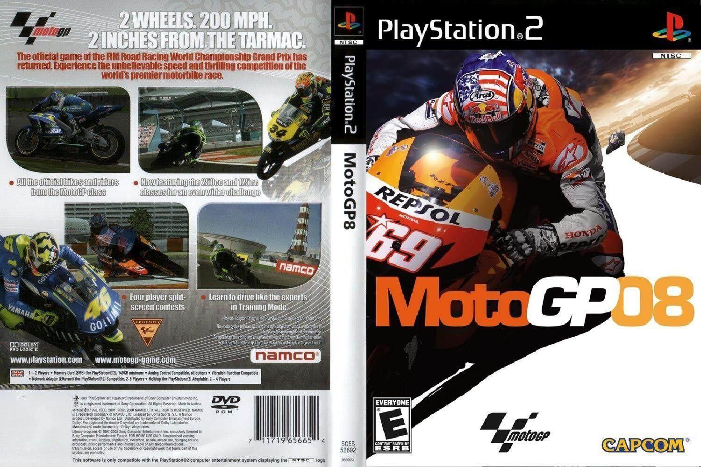 Ps2 MotoGP 08