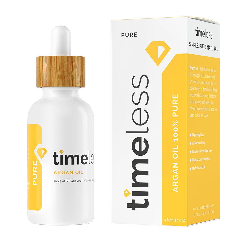 Timeless Argan Oil 100% Pure