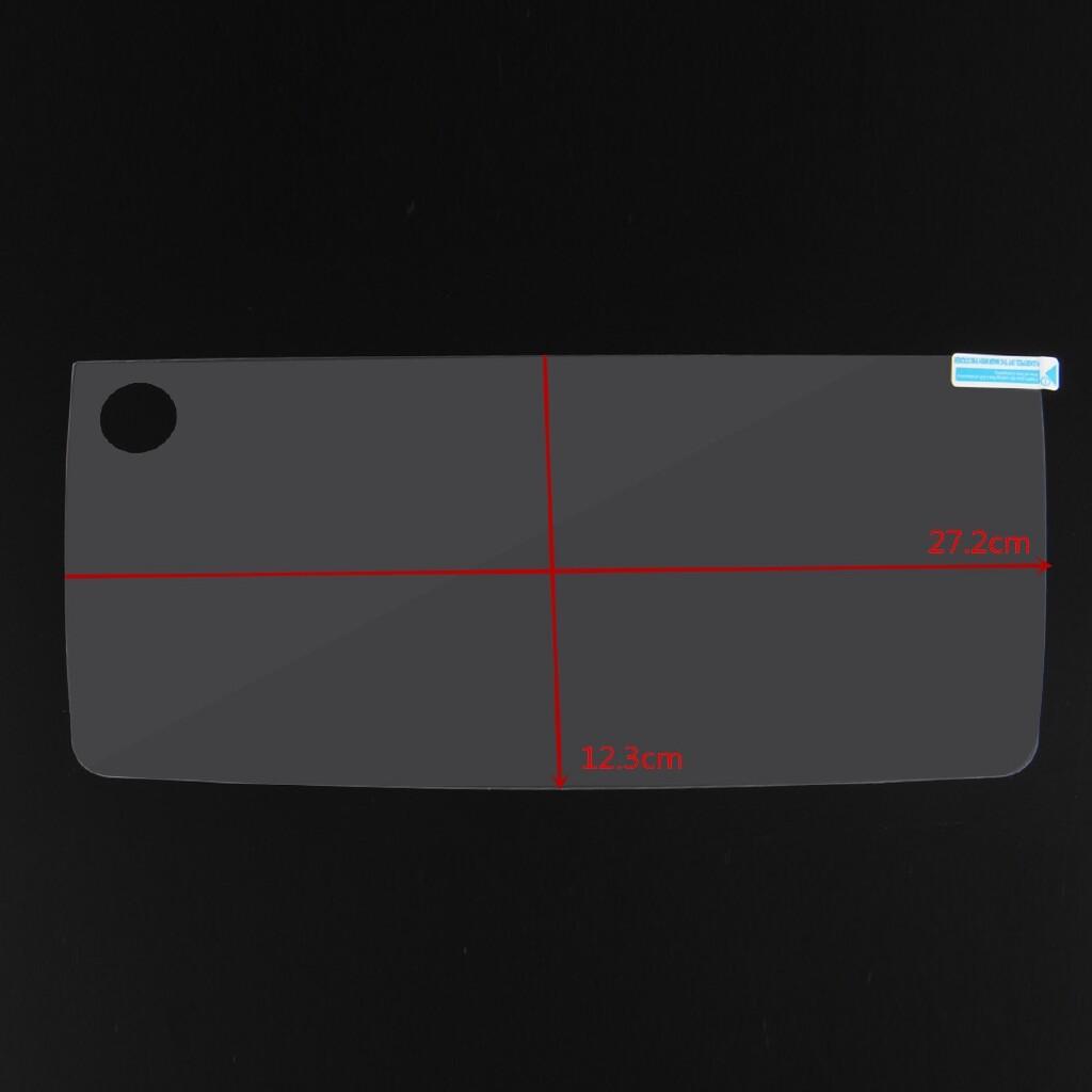 Interior Car Care - 7 Car Navigation Screen Protector Clear Center Touch Film For Honda CRV 2017