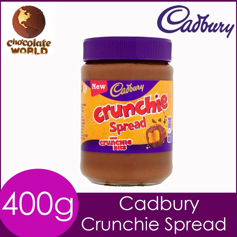 Cadbury Crunchie Chocolate Spread 400g (Made in UK)