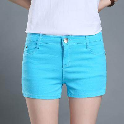 (PreOrder14 Days  JYS Fashion Korean Style Women Jeans Pant Collection-5216095col521-6095--Light Blue -25